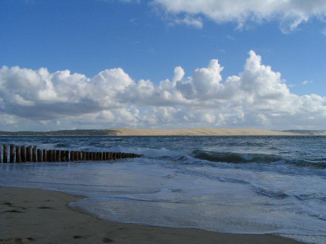 dune du Pilat vue du Cap-Ferret