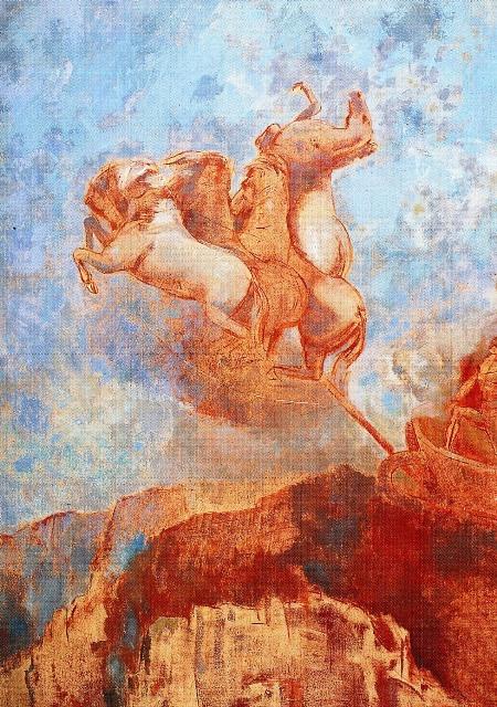 Le_Char_d'Apollon, 1868 via les amis de musées - www.ffsam.org